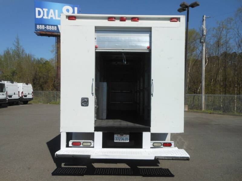 2013 Ford E-Series Chassis for sale at Benton Truck Sales - Box Vans in Benton AR