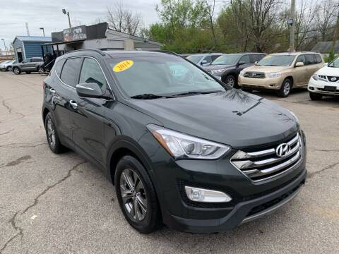 2014 Hyundai Santa Fe Sport for sale at LexTown Motors in Lexington KY