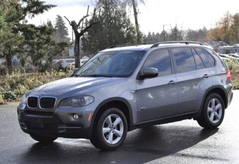 2007 BMW X5 for sale at Skyline Motors Auto Sales in Tacoma WA