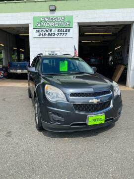 2011 Chevrolet Equinox for sale at Pikeside Automotive in Westfield MA