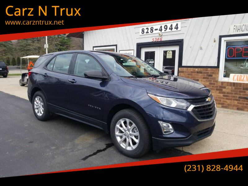 2018 Chevrolet Equinox for sale at Carz N Trux in Twin Lake MI