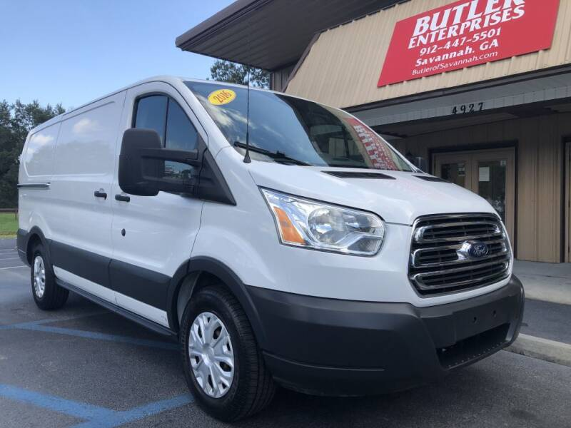 2016 Ford Transit Cargo 150 3dr SWB Low Roof Cargo Van w/Sliding Passenger Side Door - Savannah GA