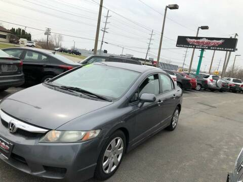 2010 Honda Civic for sale at Washington Auto Group in Waukegan IL