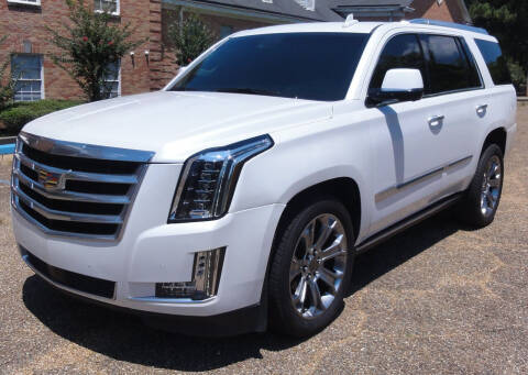 2016 Cadillac Escalade for sale at JACKSON LEASE SALES & RENTALS in Jackson MS