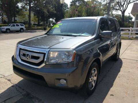 2011 Honda Pilot for sale at ROBINSON AUTO BROKERS in Dallas NC