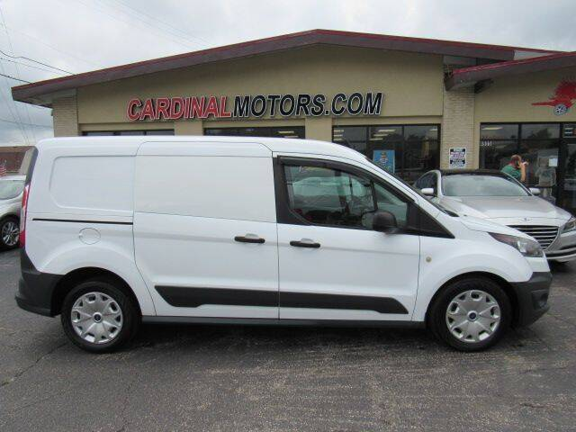 2015 Ford Transit Connect Cargo for sale at Cardinal Motors in Fairfield OH