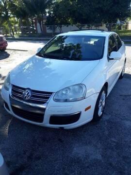 2007 Volkswagen Jetta for sale at LAND & SEA BROKERS INC in Deerfield FL