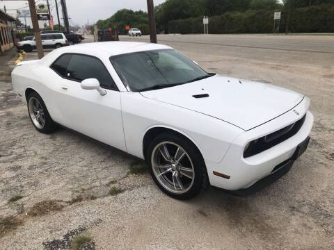 2010 Dodge Challenger for sale at Quality Auto Group in San Antonio TX