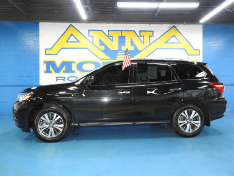 2018 Nissan Pathfinder for sale at ANNA MOTORS, INC. in Detroit MI