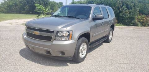 2007 Chevrolet Tahoe for sale at NOTE CITY AUTO SALES in Oklahoma City OK