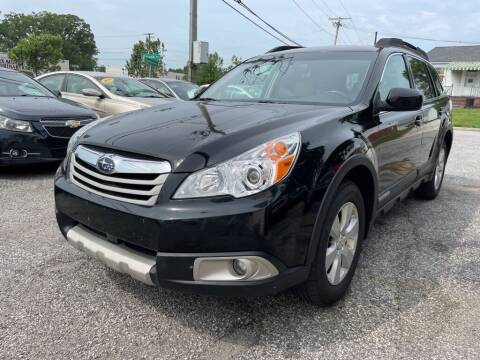 2011 Subaru Outback for sale at Alpina Imports in Essex MD
