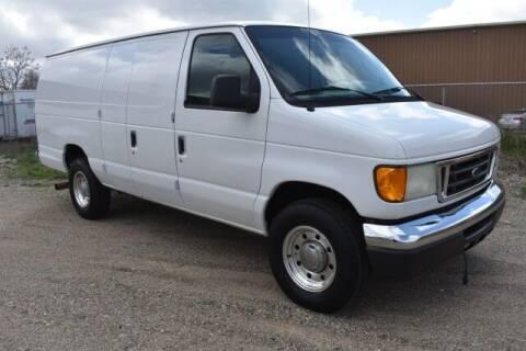 2006 Ford E-Series Cargo for sale at Paris Motors Inc in Grand Rapids MI