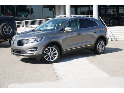 2017 Lincoln MKC for sale at BAYWAY Certified Pre-Owned in Houston TX
