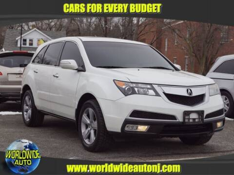 2011 Acura MDX for sale at Worldwide Auto in Hamilton NJ