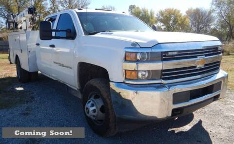 2015 Chevrolet Silverado 3500HD for sale at KA Commercial Trucks, LLC in Dassel MN
