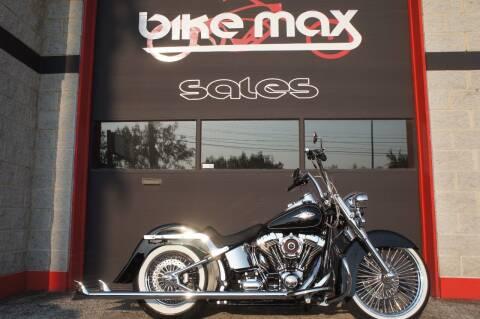 2014 Harley-Davidson Heritage Softail Classic for sale at BIKEMAX, LLC in Palos Hills IL