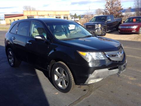 2007 Acura MDX for sale at Bruns & Sons Auto in Plover WI