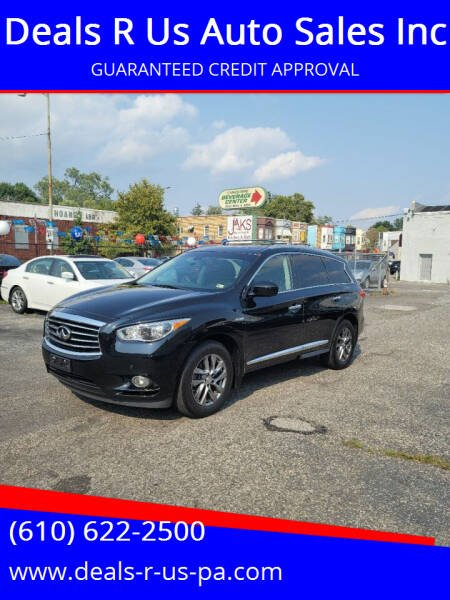 2014 Infiniti QX60 Hybrid for sale at Deals R Us Auto Sales Inc in Lansdowne PA