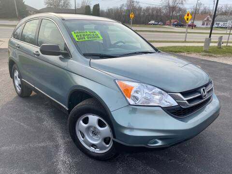 2011 Honda CR-V for sale at Wyss Auto in Oak Creek WI