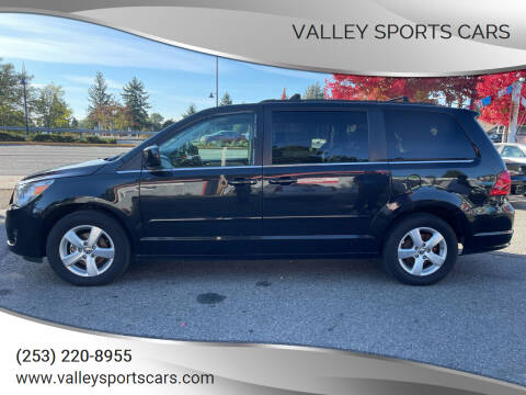 2011 Volkswagen Routan for sale at Valley Sports Cars in Des Moines WA