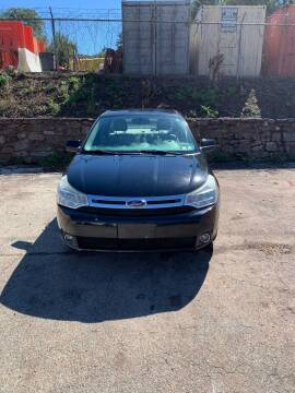 2008 Ford Focus for sale at ARS Affordable Auto in Norristown PA