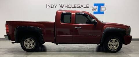 2008 Chevrolet Silverado 1500 for sale at Indy Wholesale Direct in Carmel IN