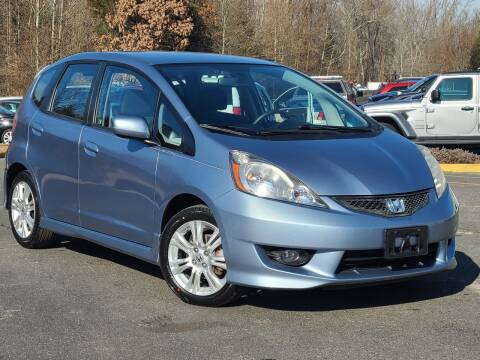 2011 Honda Fit for sale at Lexton Cars in Sterling VA