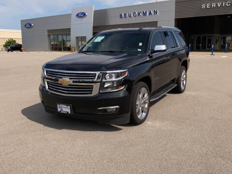 2017 Chevrolet Tahoe for sale at St. Louis Used Cars in Ellisville MO