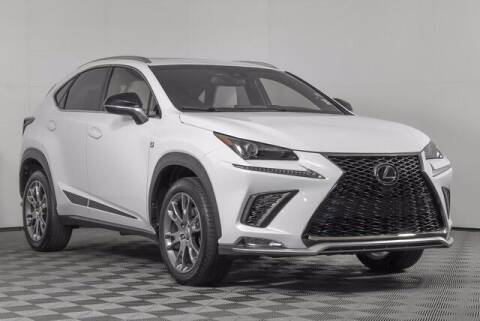 2019 Lexus NX 300 for sale at Washington Auto Credit in Puyallup WA