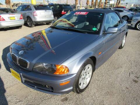 2001 BMW 3 Series for sale at Cars Direct Inc in Las Vegas NV