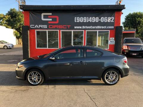 2010 Scion tC for sale at Cars Direct in Ontario CA