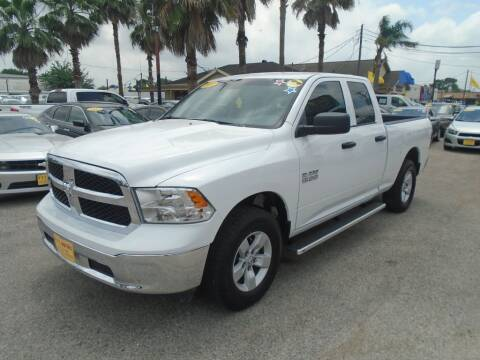 2018 RAM Ram Pickup 1500 for sale at BAS MOTORS in Houston TX