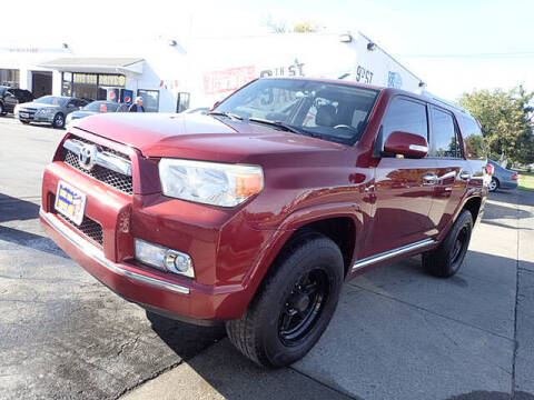 2010 Toyota 4Runner for sale at Tommy's 9th Street Auto Sales in Walla Walla WA