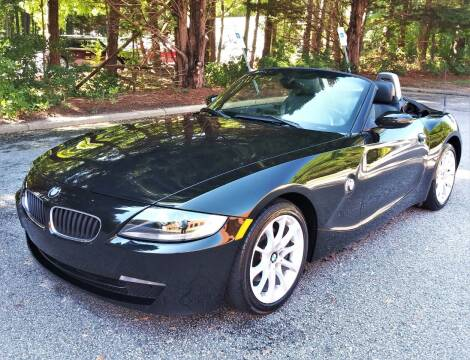 2008 BMW Z4 for sale at Weaver Motorsports Inc in Cary NC