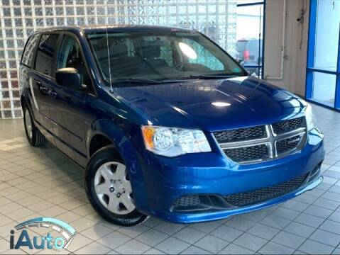 2011 Dodge Grand Caravan for sale at iAuto in Cincinnati OH