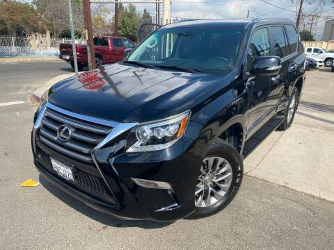 2015 Lexus GX 460 for sale at West Coast Motor Sports in North Hollywood CA
