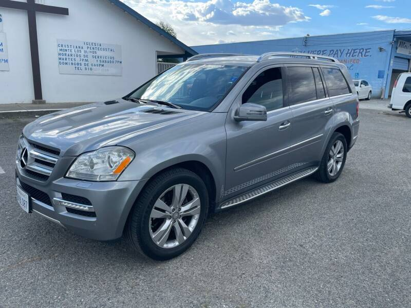 2012 Mercedes-Benz GL-Class for sale at All Cars & Trucks in North Highlands CA
