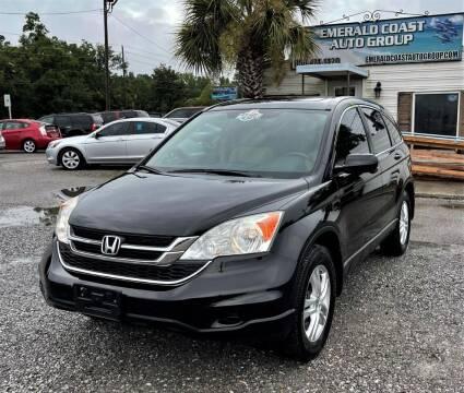 2010 Honda CR-V for sale at Emerald Coast Auto Group LLC in Pensacola FL
