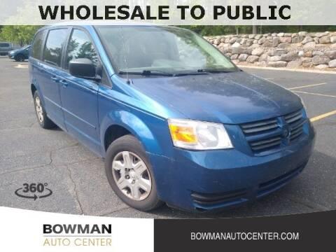 2010 Dodge Grand Caravan for sale at Bowman Auto Center in Clarkston MI