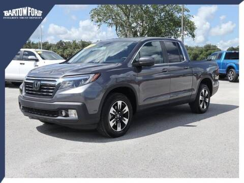 2020 Honda Ridgeline for sale at BARTOW FORD CO. in Bartow FL