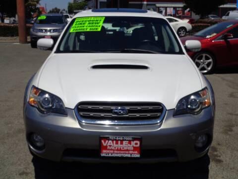 2005 Subaru Outback for sale at Vallejo Motors in Vallejo CA