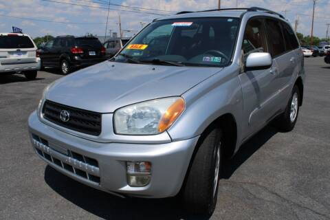 2003 Toyota RAV4 for sale at Clear Choice Auto Sales in Mechanicsburg PA