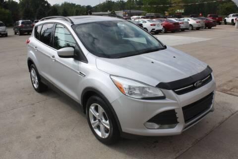 2016 Ford Escape for sale at Sandusky Auto Sales in Sandusky MI