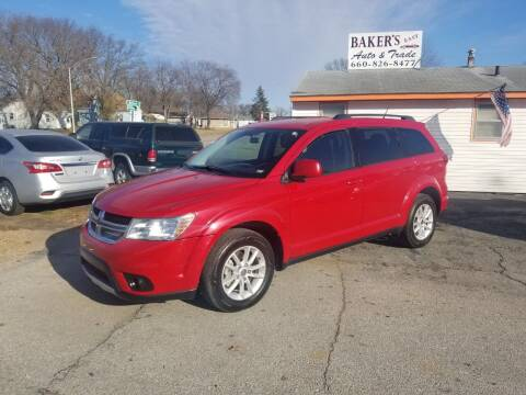 2015 Dodge Journey for sale at Bakers Car Corral in Sedalia MO