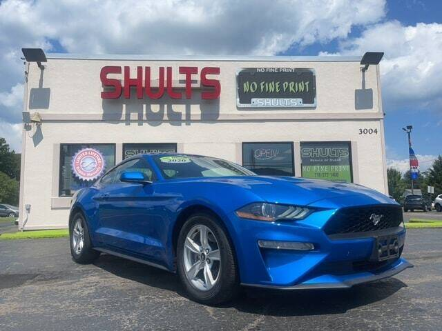 2020 Ford Mustang for sale at Shults Resale Center Olean in Olean NY