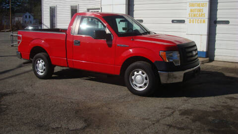 2012 Ford F-150 for sale at Southeast Motors INC in Middleboro MA