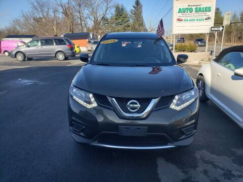 2016 Nissan Rogue for sale at GREENPORT AUTO in Hudson NY