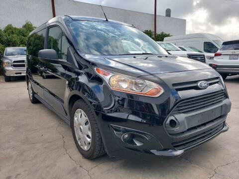 2016 Ford Transit Connect Cargo for sale at Best Buy Quality Cars in Bellflower CA