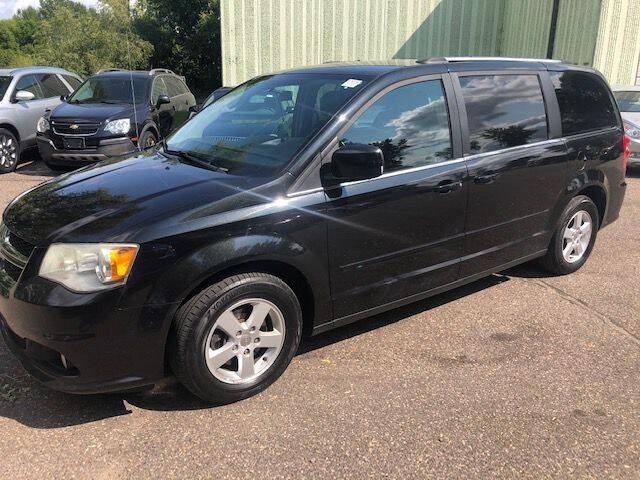 2011 Dodge Grand Caravan for sale at AM Auto Sales in Forest Lake MN