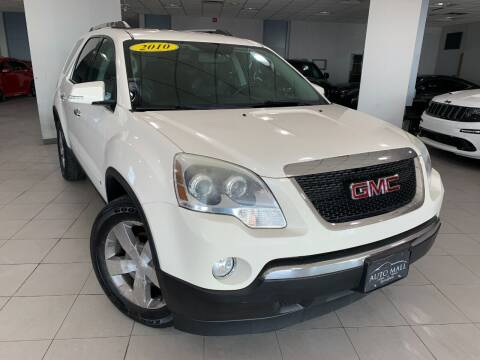 2010 GMC Acadia for sale at Auto Mall of Springfield in Springfield IL